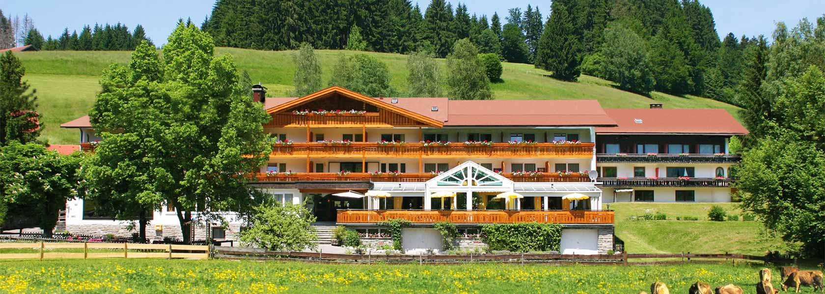 Hotel In Fischen Bei Oberstdorf Hotel Sonnenbichl